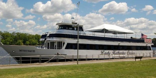 Yachts For All Seasons: Lady Katherine wedding Hartford