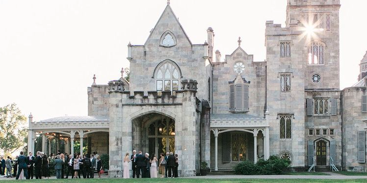 Lyndhurst Castle wedding Westchester/Hudson Valley