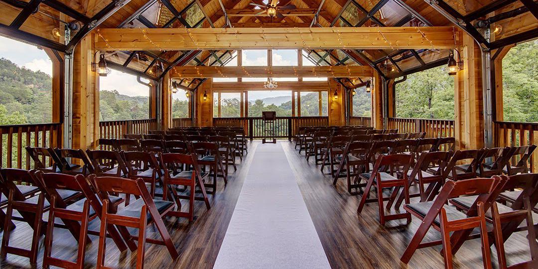 Parkside Resort wedding Gatlinburg
