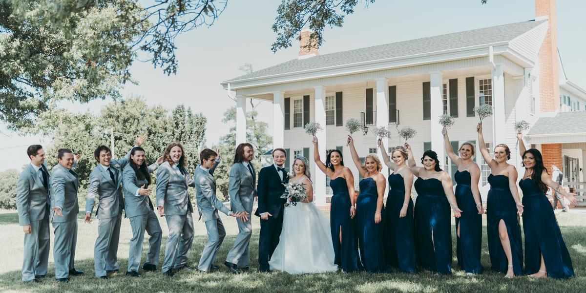 The Journey Home wedding Kansas City