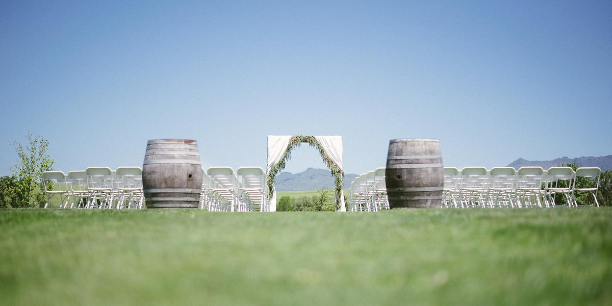 Ridgemark Golf Club Resort wedding Central Valley