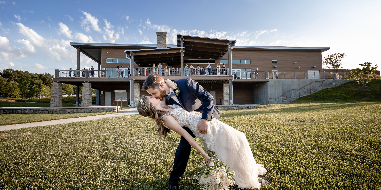 O'Day Lodge wedding St. Louis