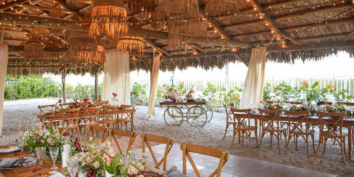 Palm House wedding Miami