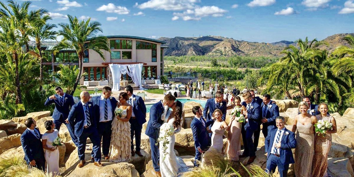 Ciao Bella Mansion wedding Orange County