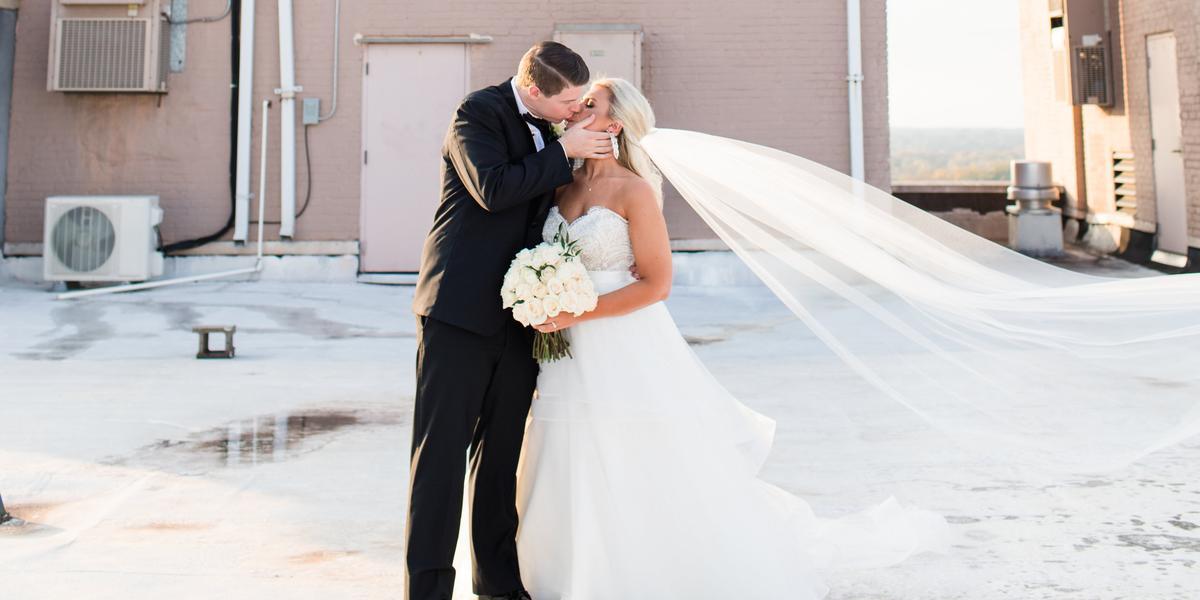 The Westin Poinsett Greenville wedding Greenville
