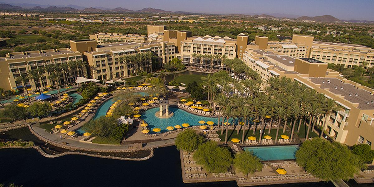 JW Marriott Phoenix Desert Ridge Resort & Spa wedding Phoenix/Scottsdale