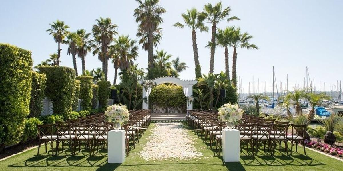 Sheraton San Diego Hotel & Marina wedding San Diego