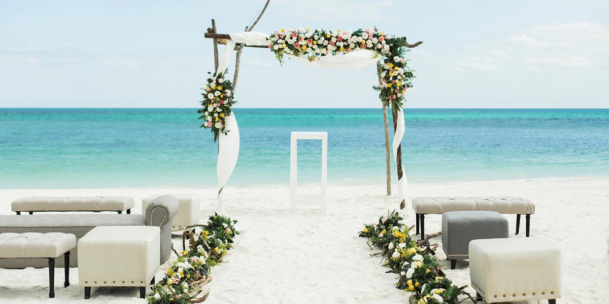 Andaz Mayakoba Resort Riviera Maya wedding Mexico