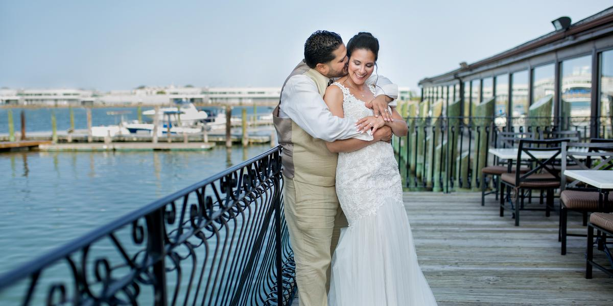 Venezia Waterfront Banquet Facility wedding Boston