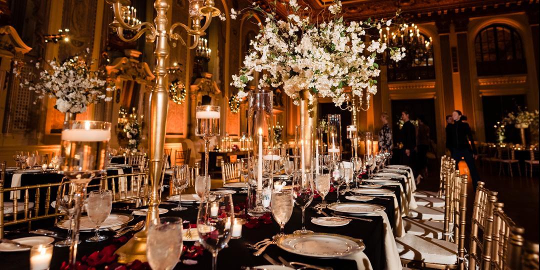HOTEL DU PONT wedding Delaware