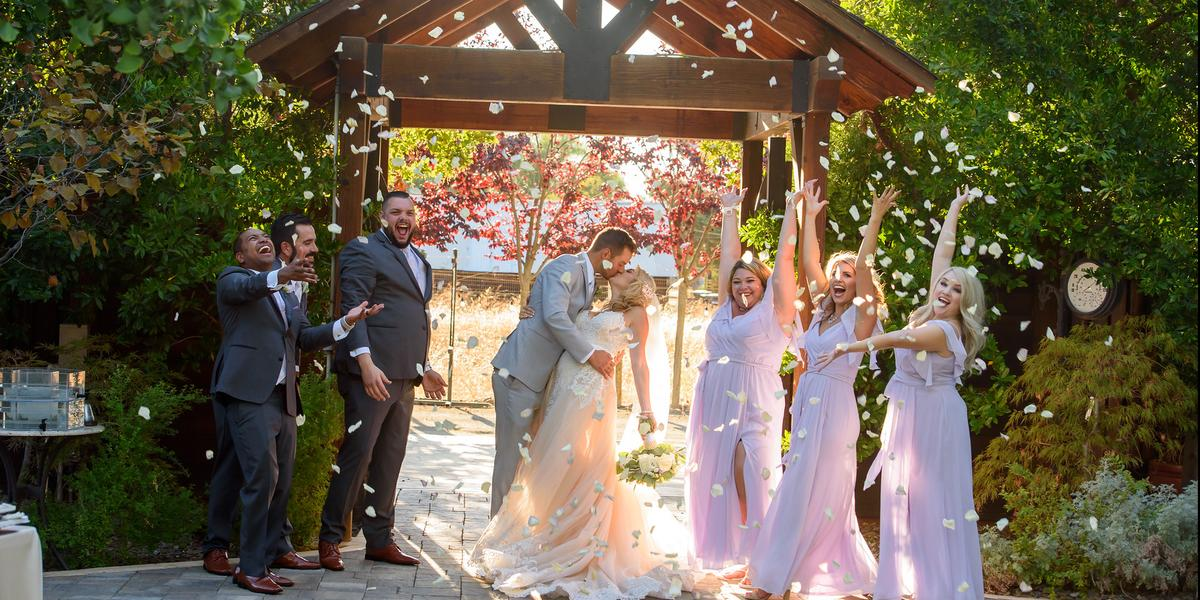 Del Valle Winery wedding East Bay