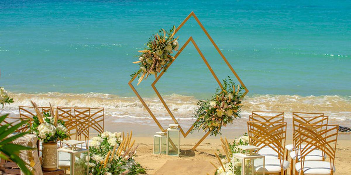 Tropical Weddings Jamaica wedding Jamaica