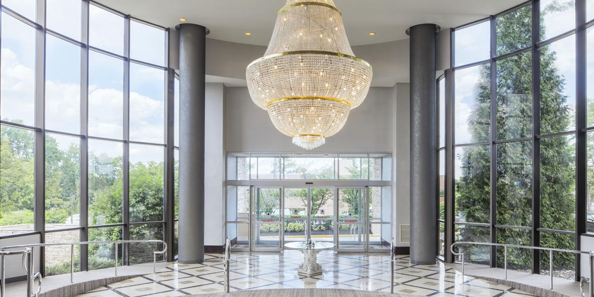 Westin Mount Laurel wedding Central Jersey