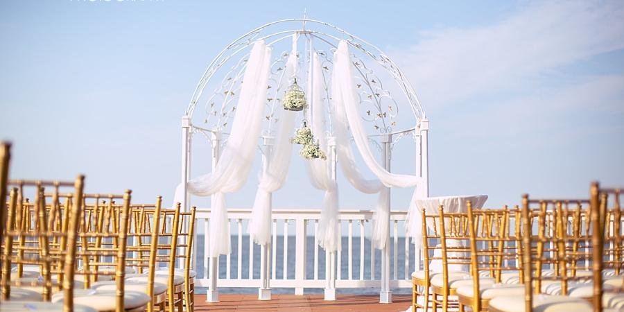 Celebrations at the Bay wedding Eastern Shore/Chesapeake Bay