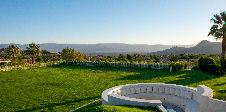 Kempa Villa wedding Palm Springs