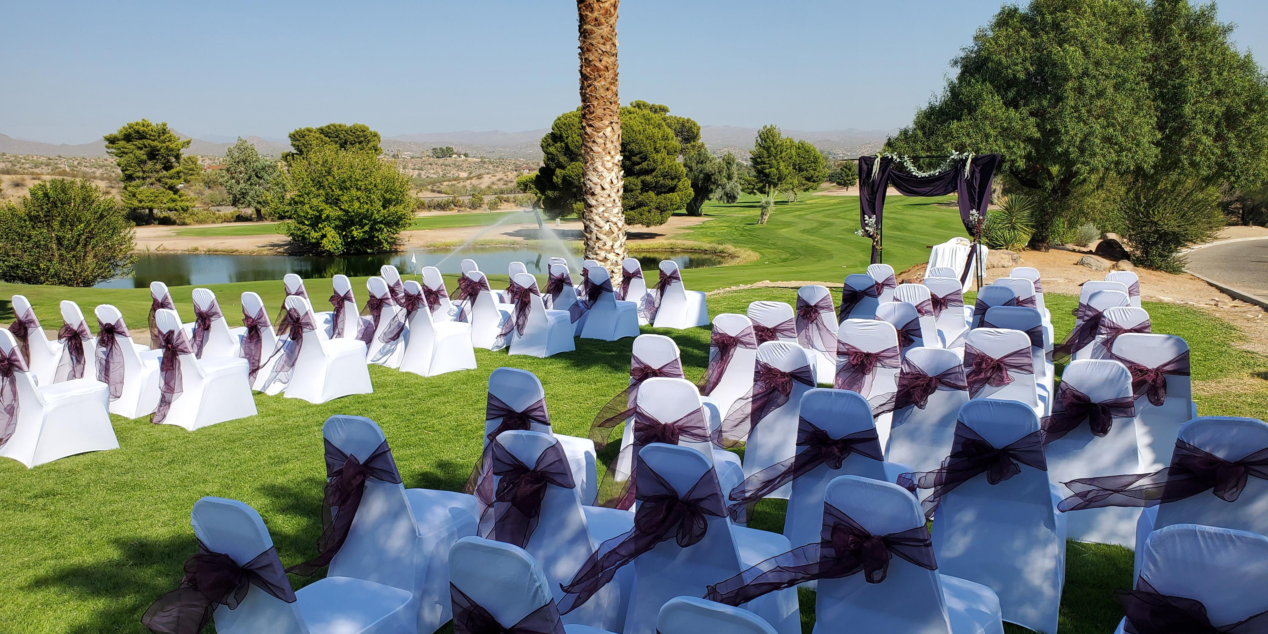 Wickenburg Country Club wedding Phoenix/Scottsdale