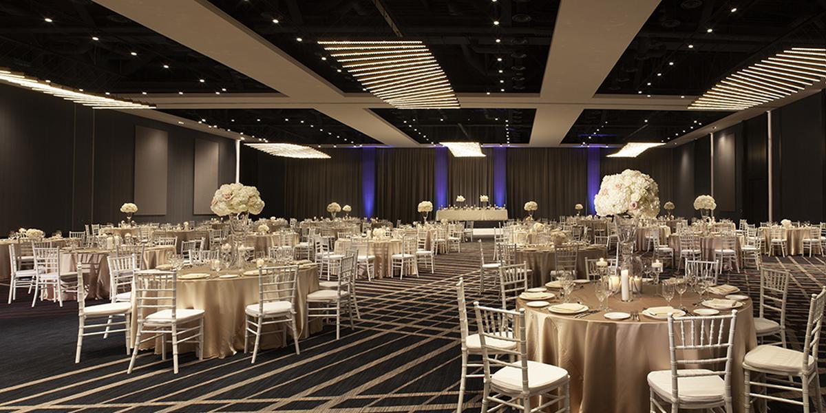 Grand Hyatt Nashville wedding Nashville