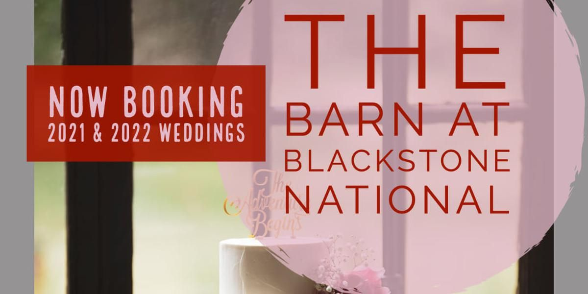The Barn at Blackstone National wedding Central Massachusetts