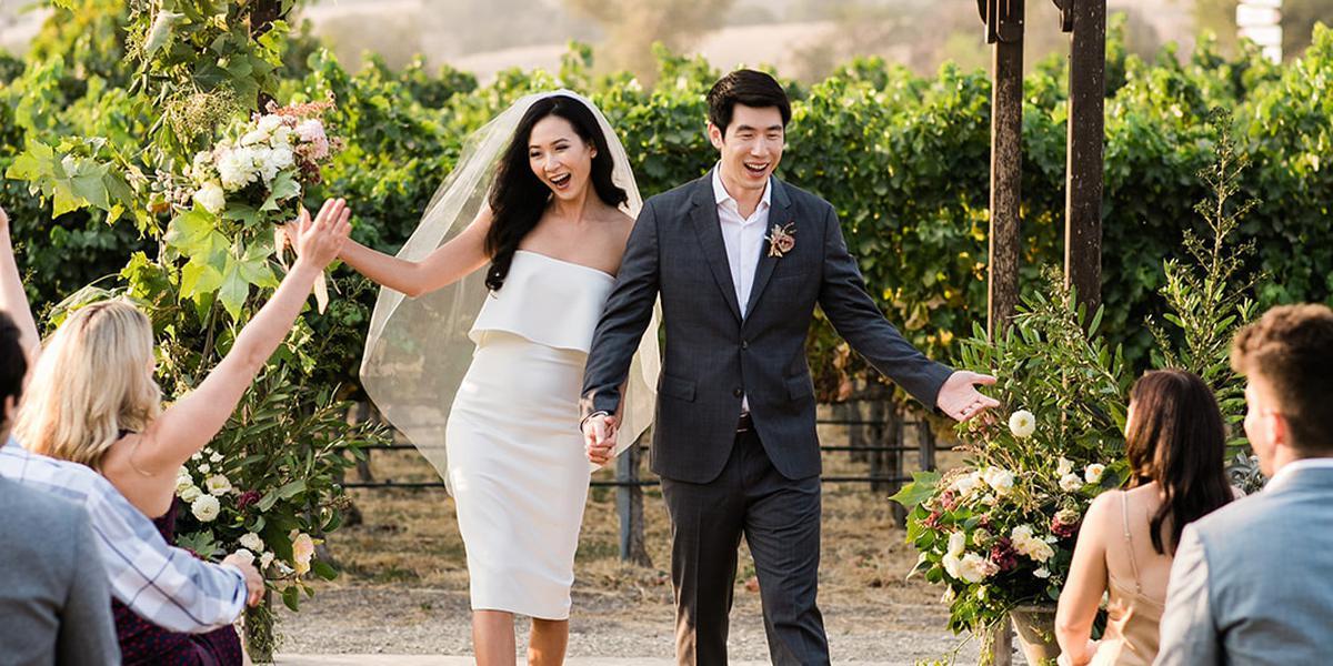 Zaca Mesa Winery wedding Santa Barbara