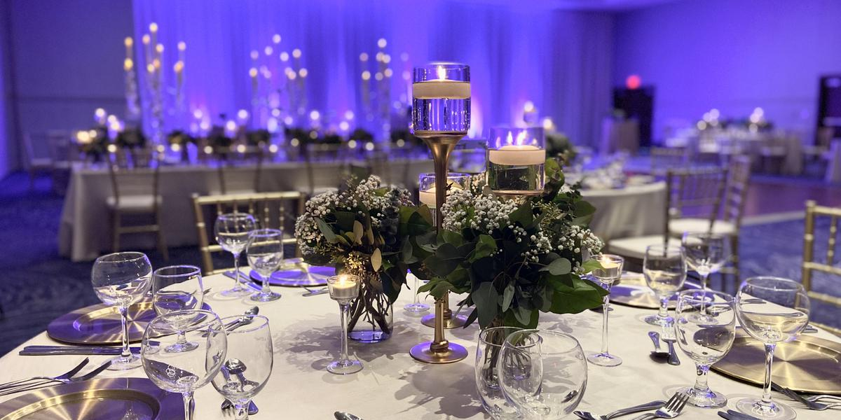 Hyatt Regency Dulles wedding Northern Virginia