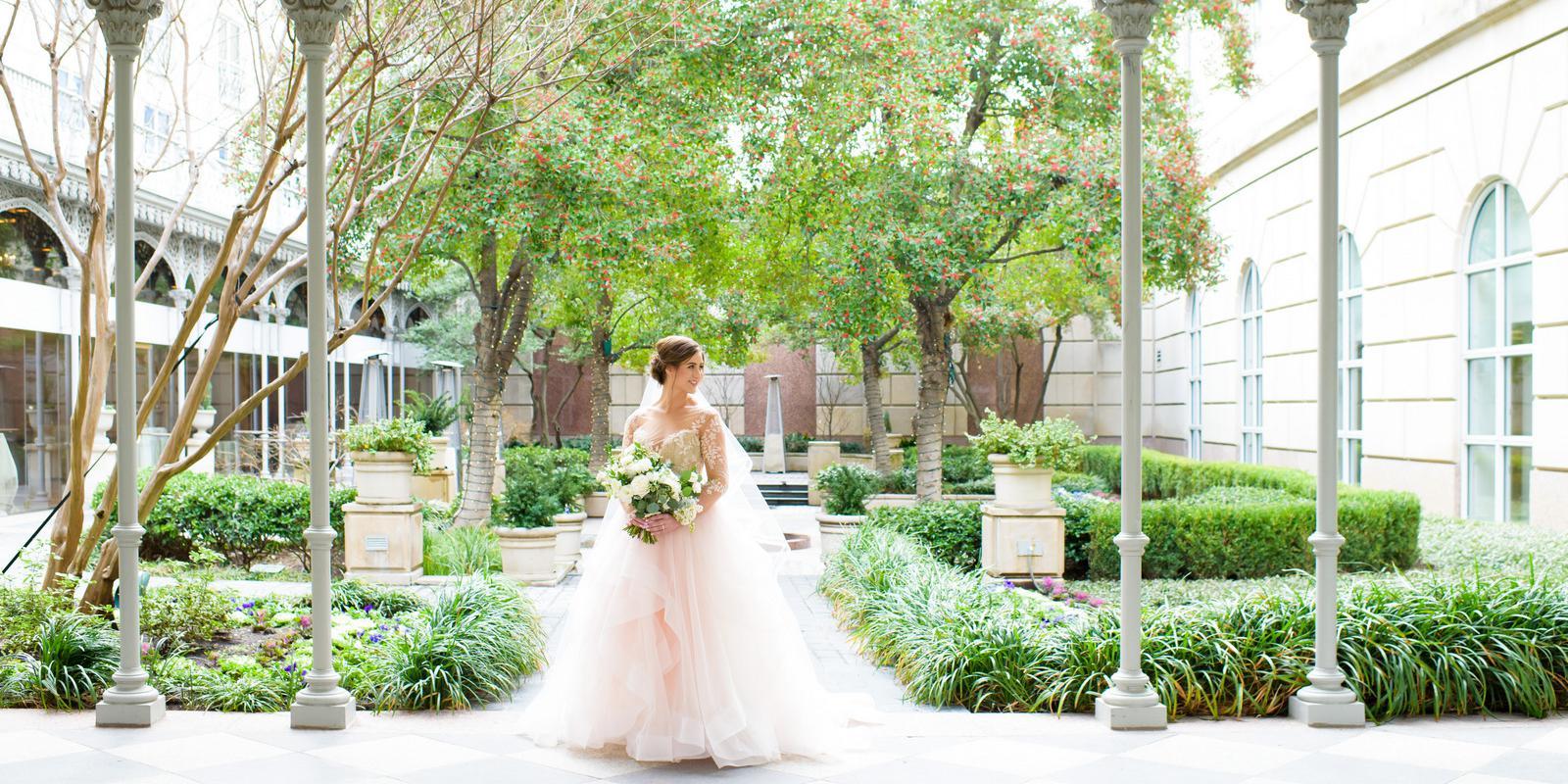 Hotel Crescent Court wedding Dallas