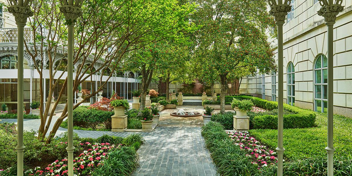 Hotel Crescent Court wedding Dallas
