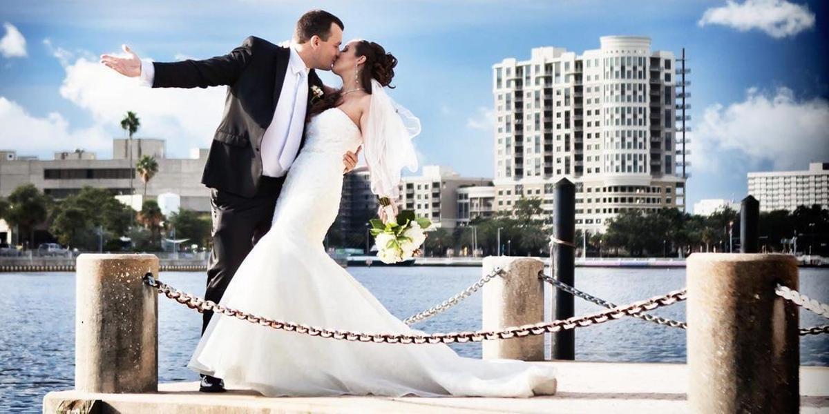 The Westin Tampa Waterside wedding Tampa