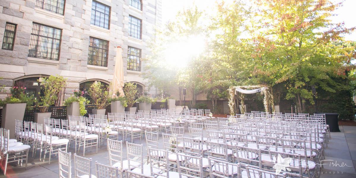 The Liberty Hotel, a Marriott Luxury Collection Hotel, Boston wedding Boston