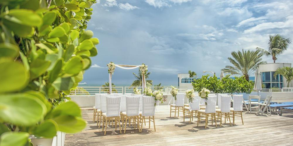The Westin Fort Lauderdale Beach Resort wedding Miami