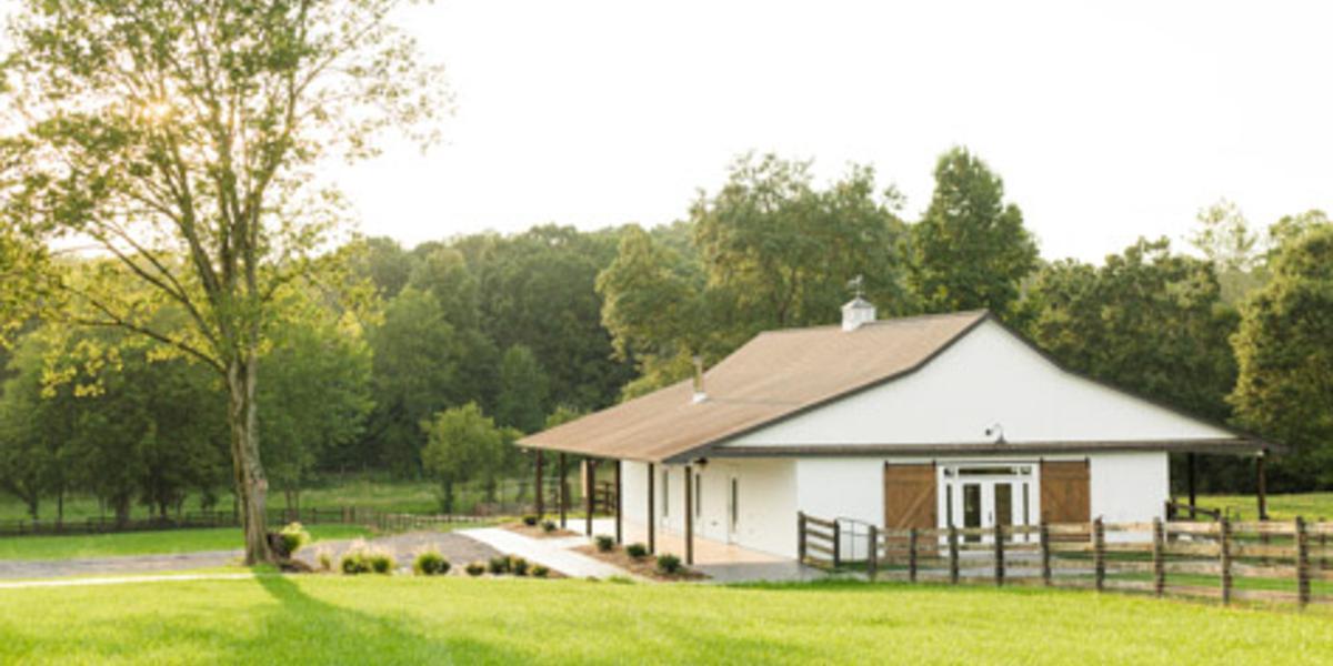 Lazy Creek Farm wedding Charlotte