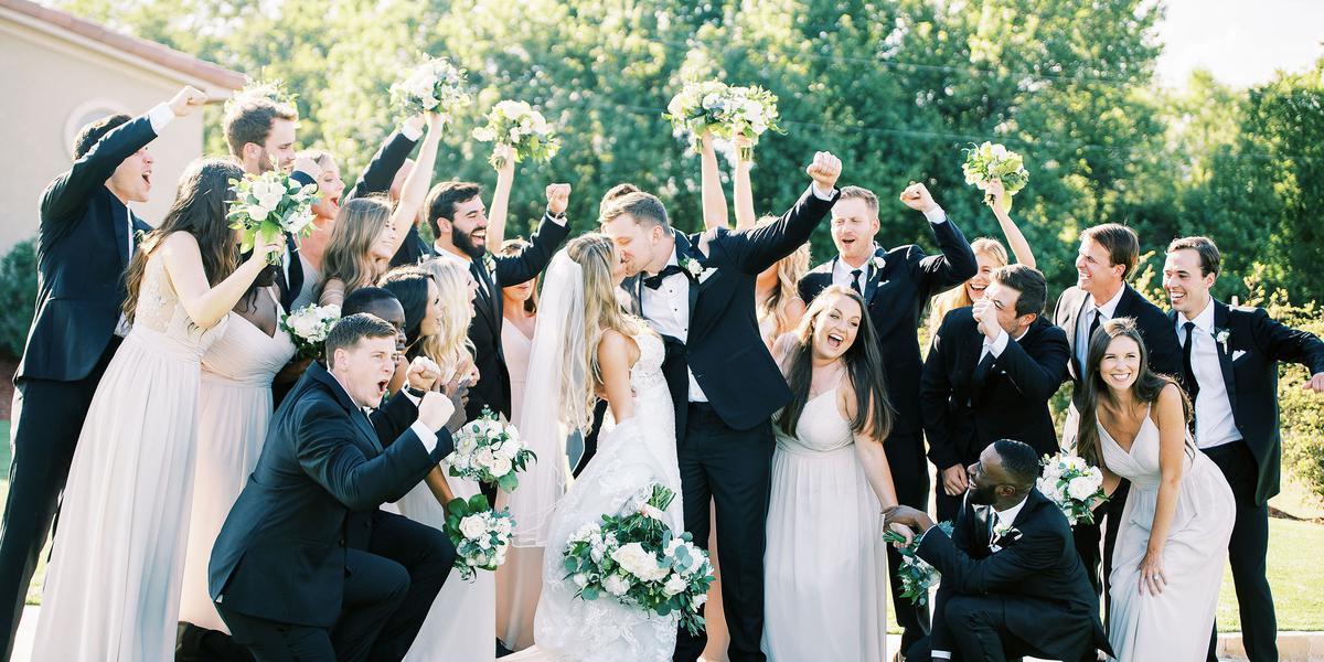 D'Vine Grace Vineyards wedding Dallas