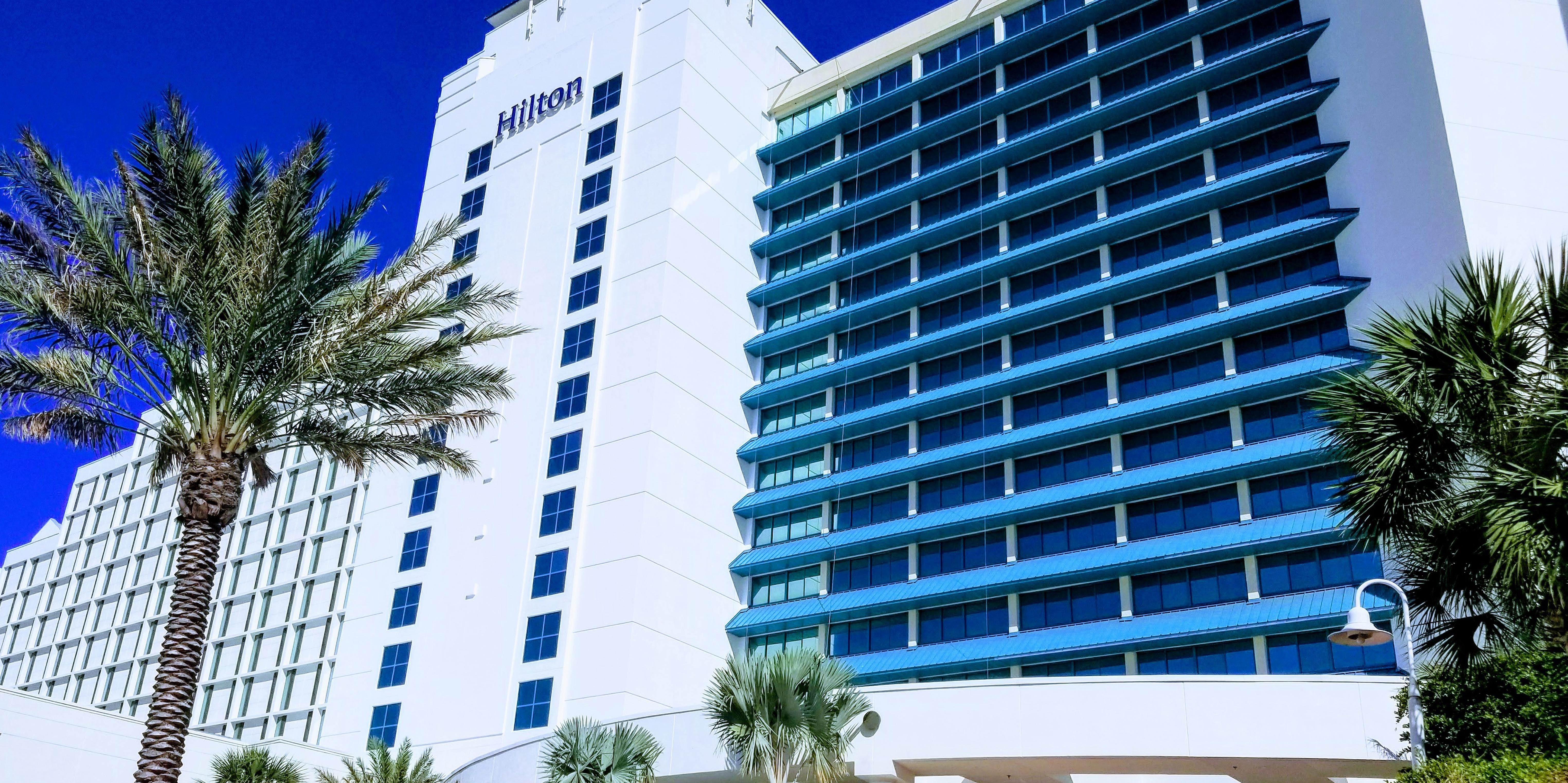 Hilton Daytona Beach Oceanfront Resort wedding Northwest Florida