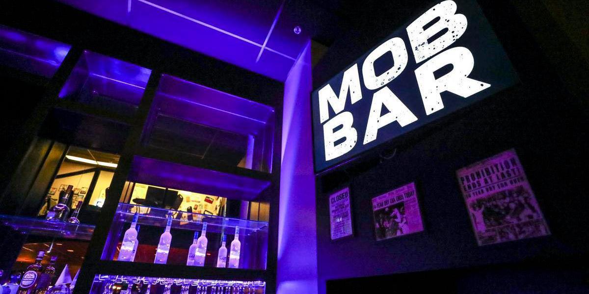 Mob Bar wedding Des Moines