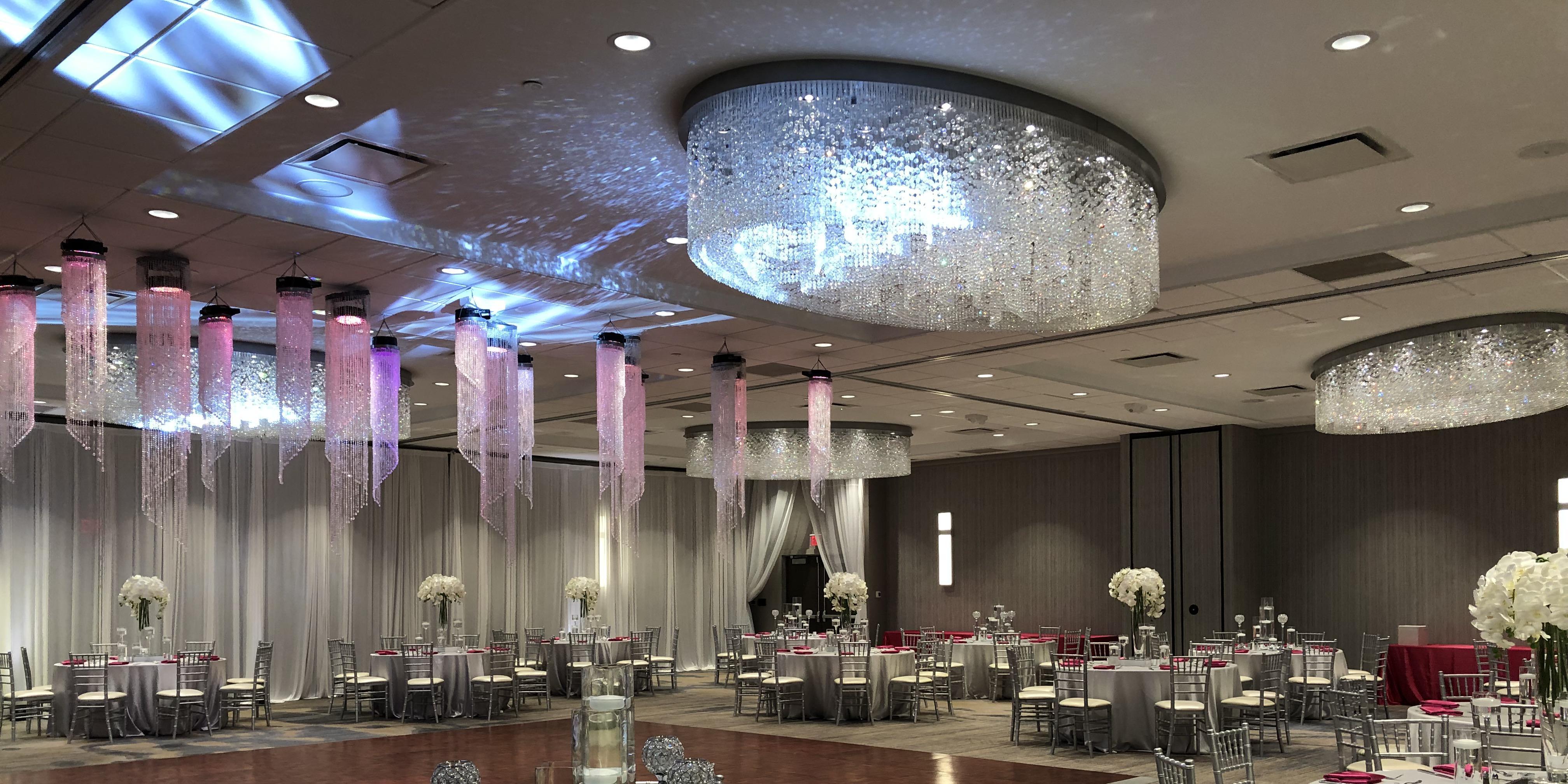 West Des Moines Marriott wedding Des Moines