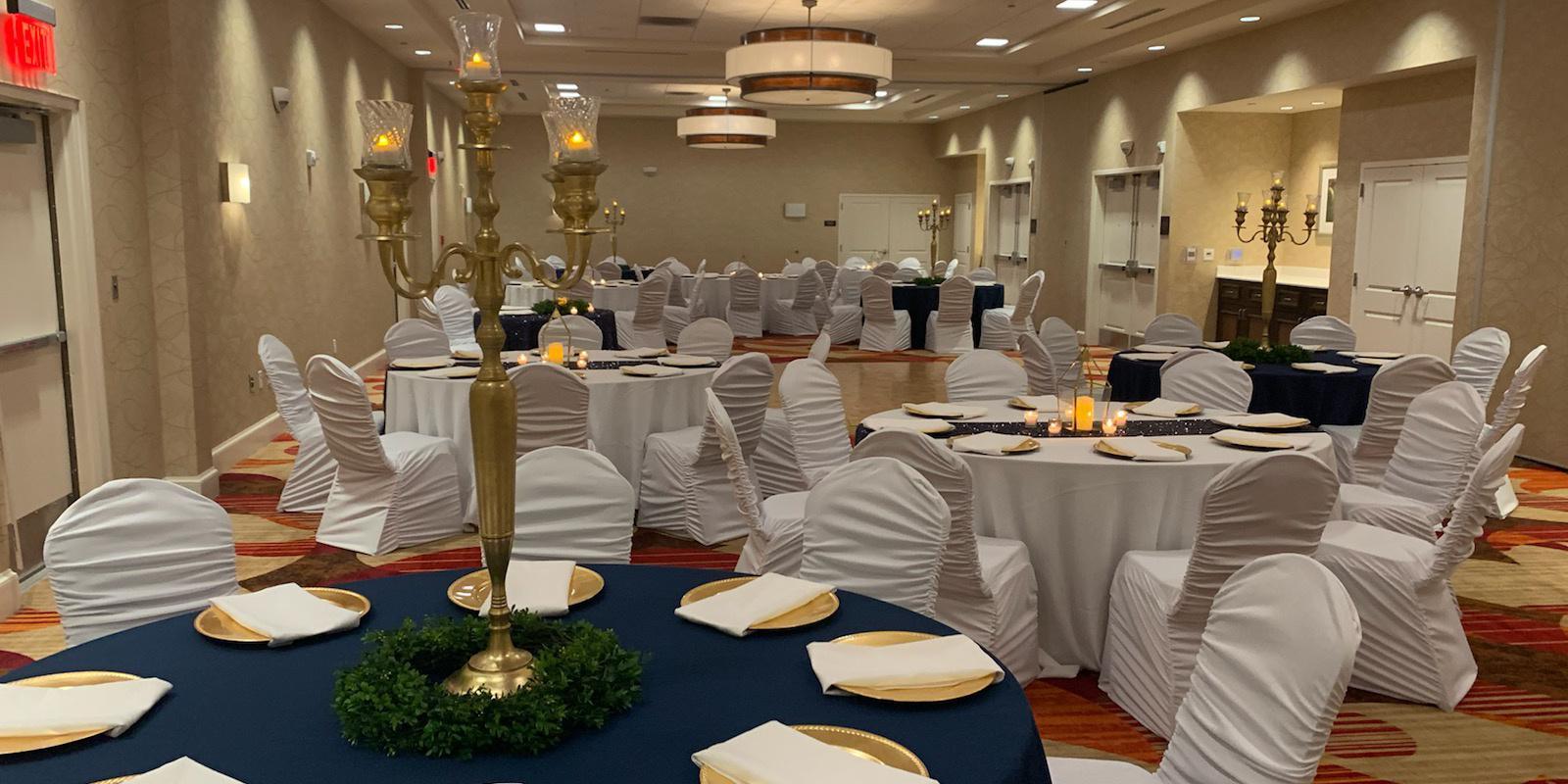 Hilton Garden Inn Bettendorf/Quad Cities wedding Des Moines