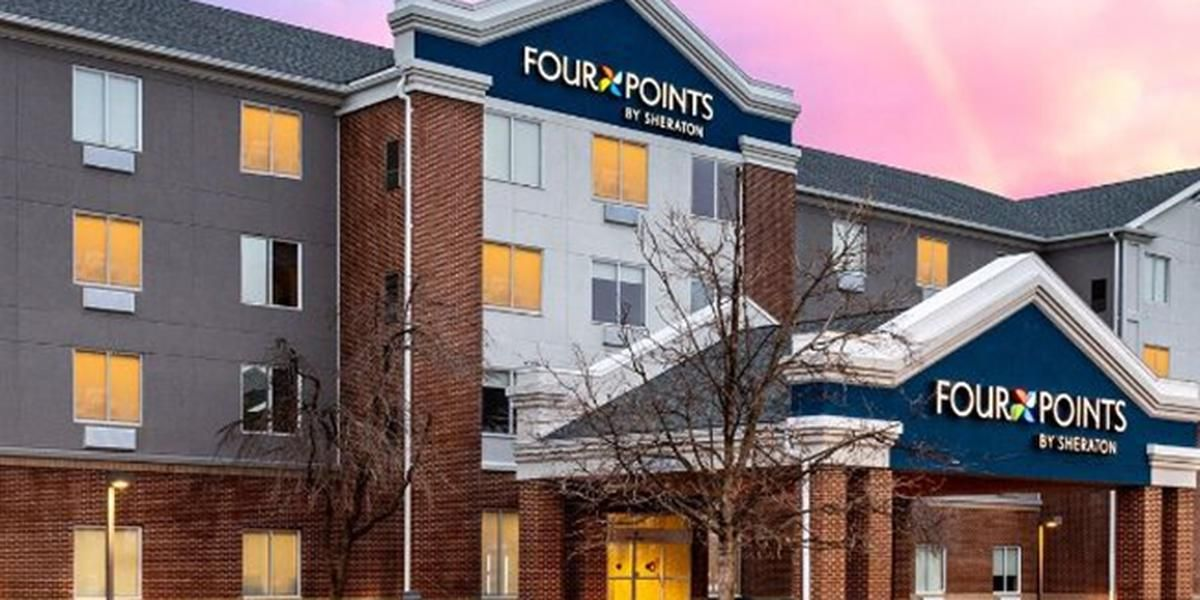 Four Points by Sheraton St. Louis - Fairview Heights wedding Southern Illinois