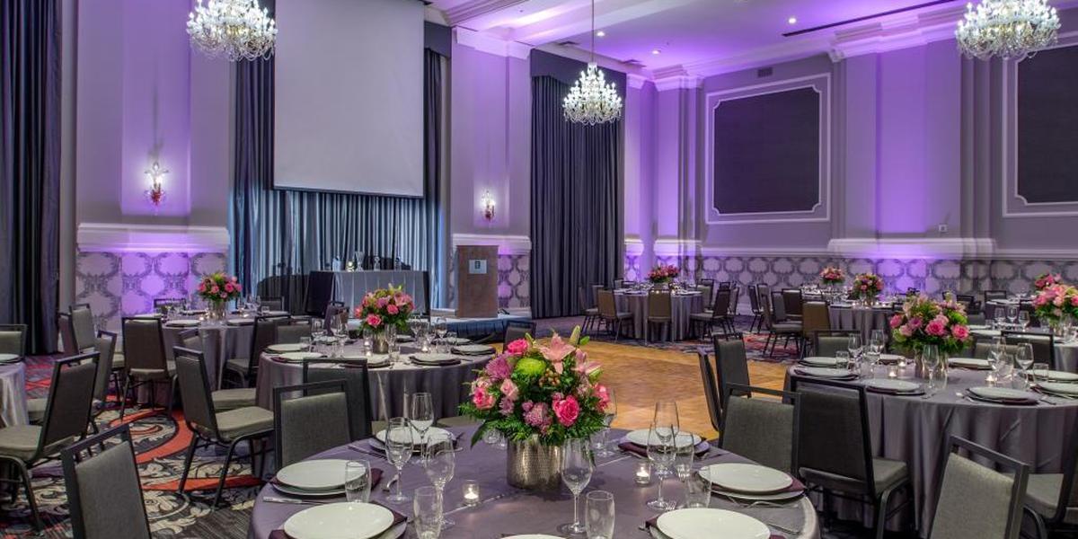 Embassy Suites Portland - Downtown wedding Portland