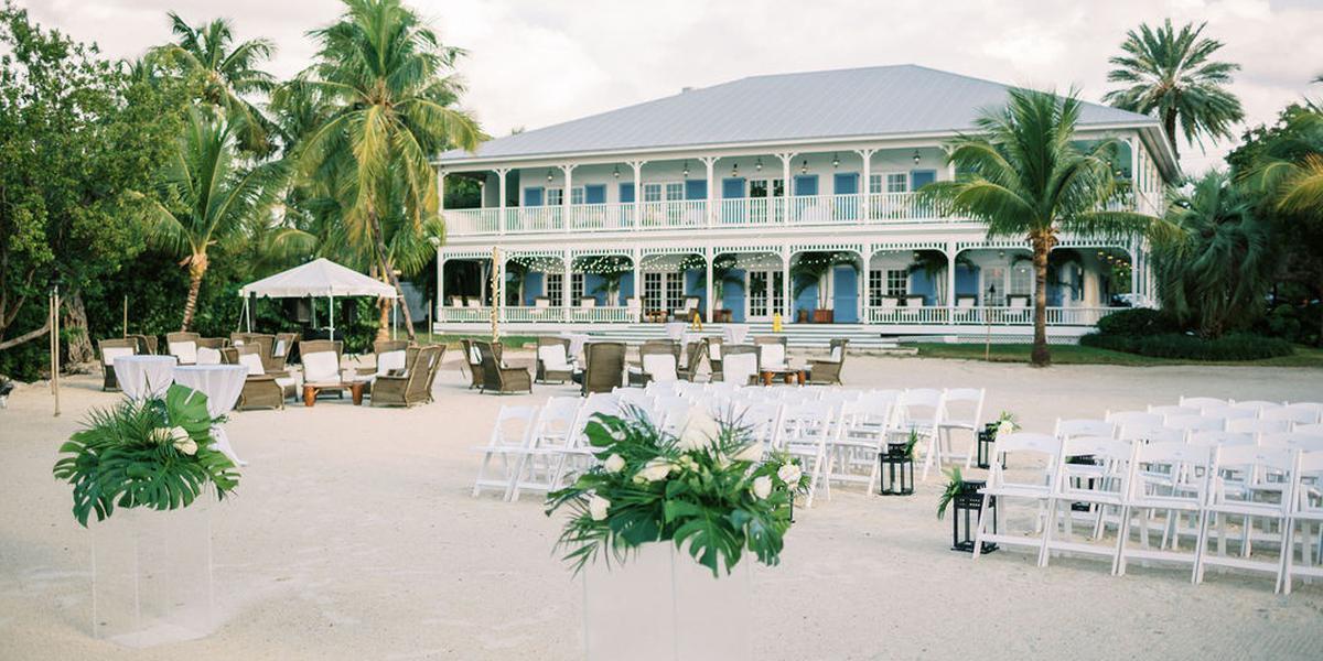 Morada Bay Keys wedding Florida Keys
