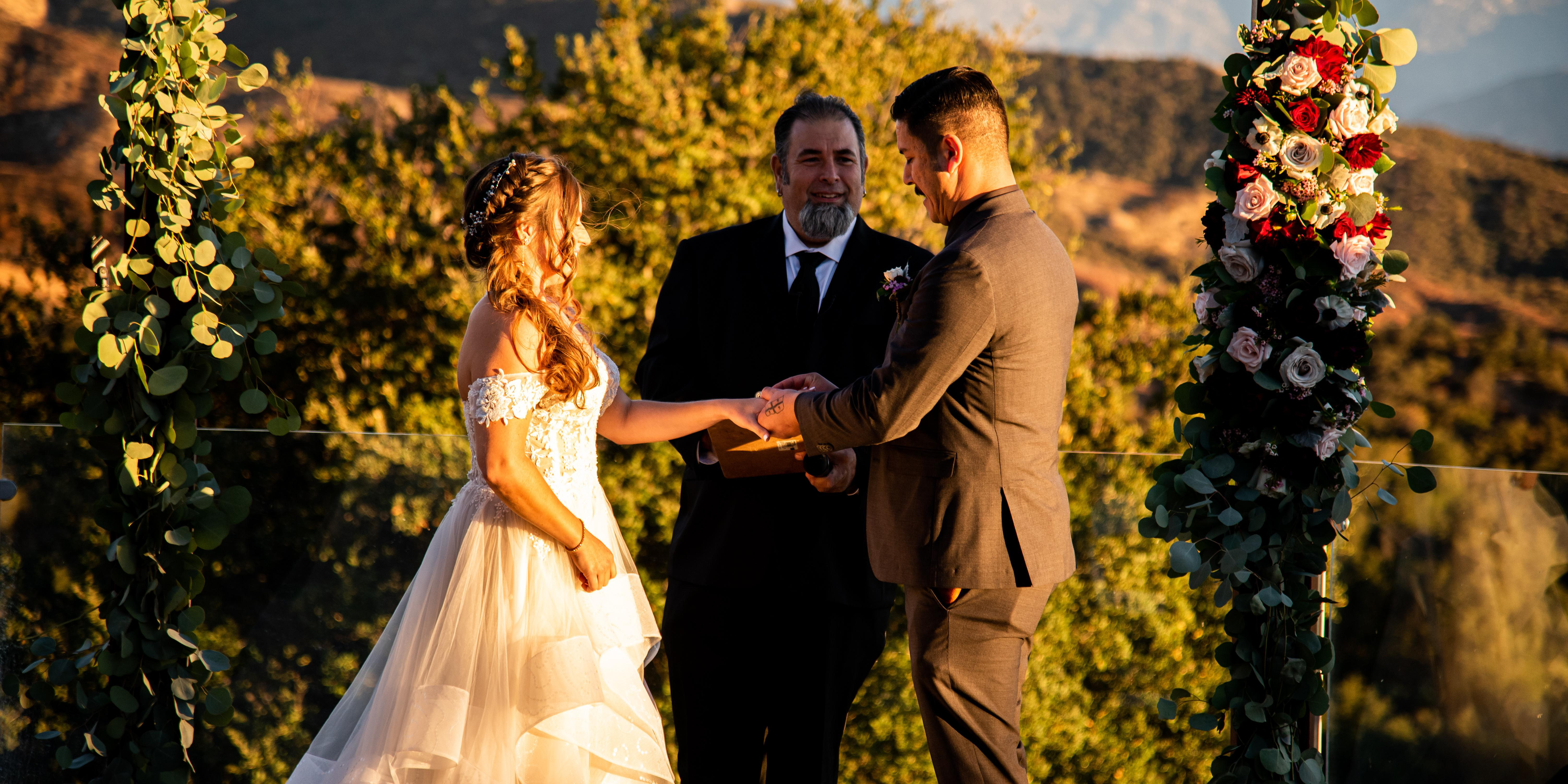 Khyra Beaucrest Ranch wedding Palm Springs