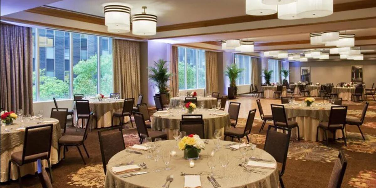 The Westin New York Grand Central (Newly Renovated) wedding Western New York