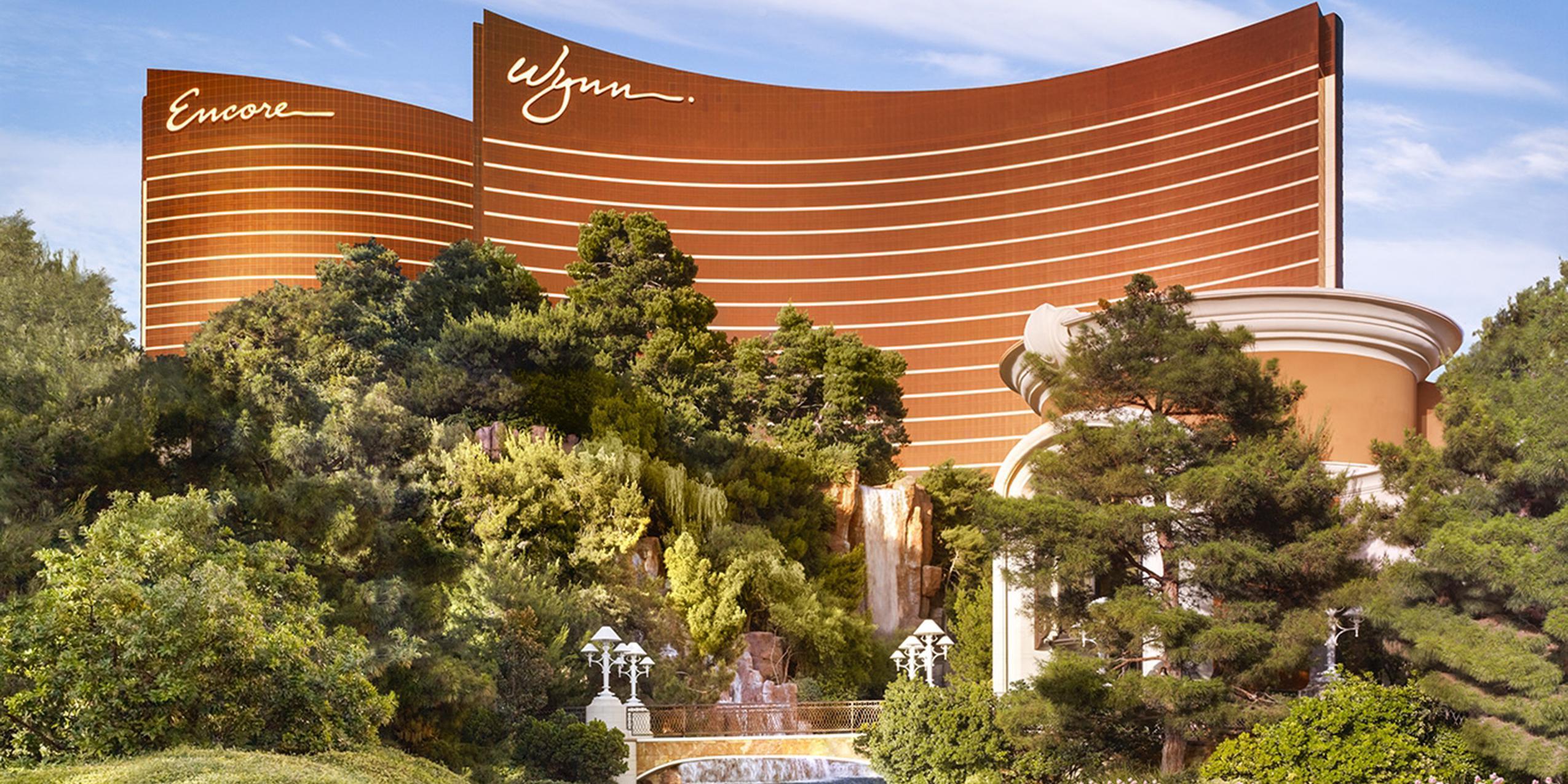 Wynn Las Vegas wedding Las Vegas