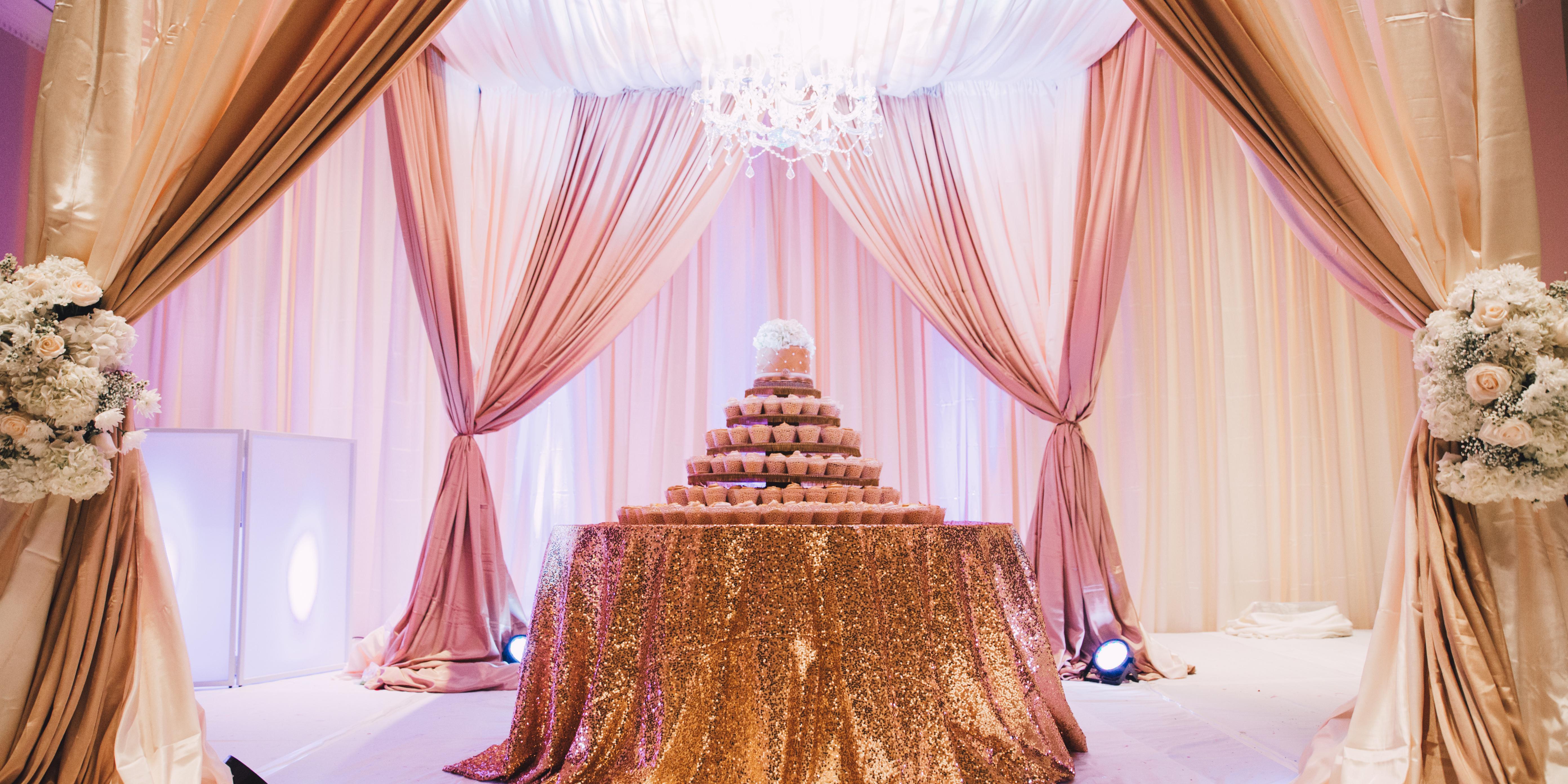 Crowne Plaza Hotel Executive Center Baton Rouge wedding Baton Rouge