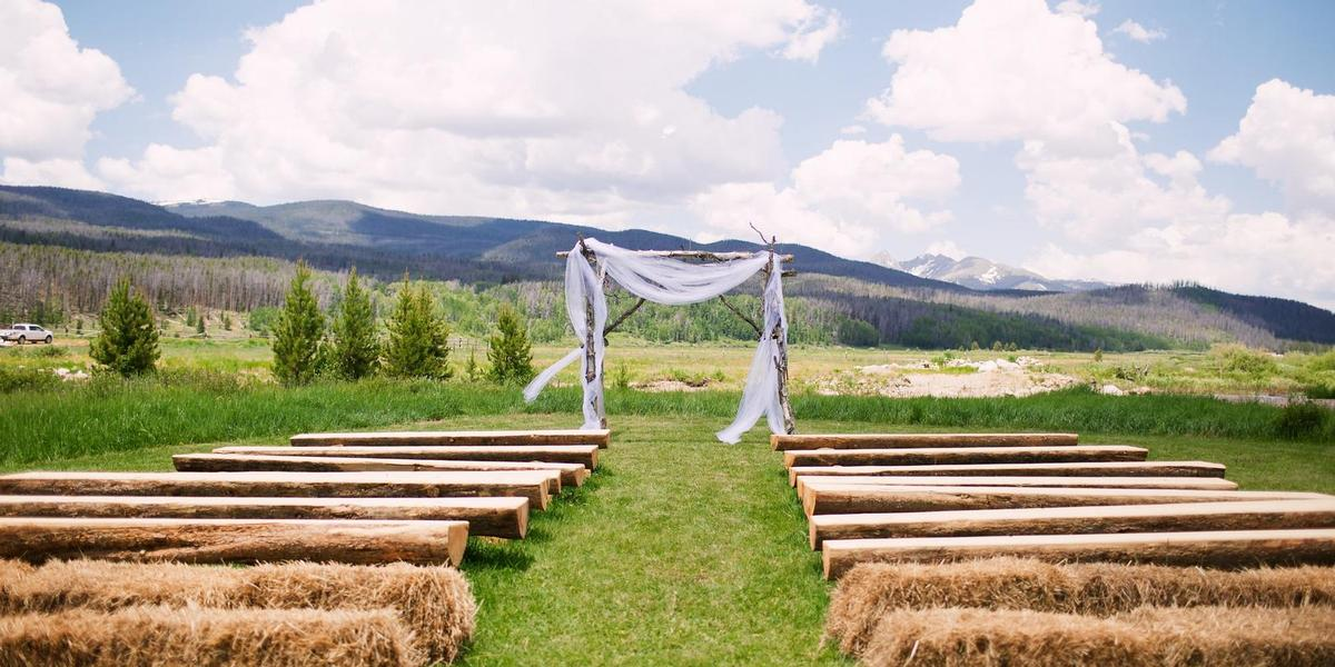 The Winding River Ranch wedding Denver