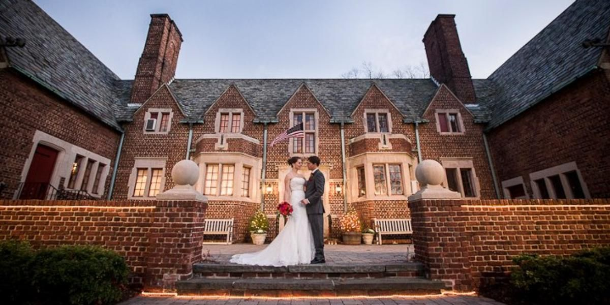 Moorestown Community House wedding Central Jersey