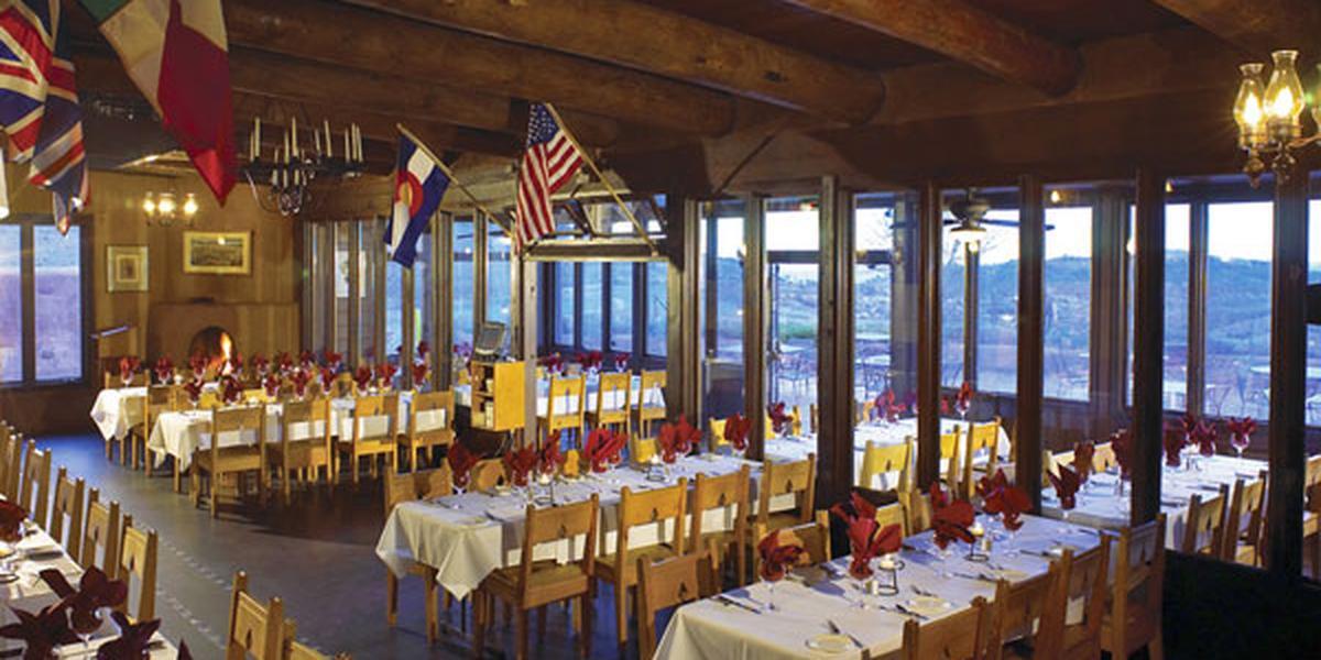 The Fort Restaurant wedding Denver