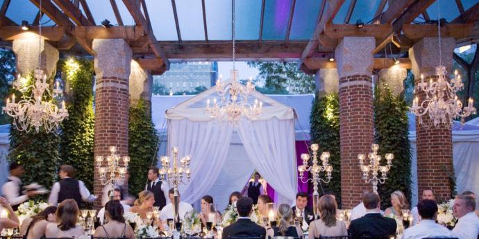 Central Park Zoo wedding Manhattan