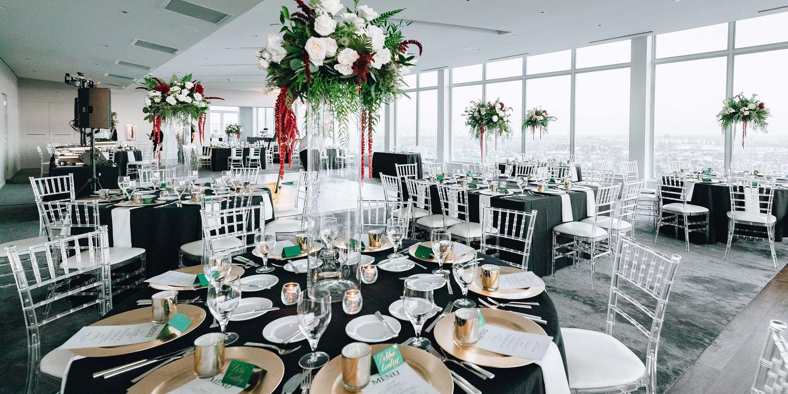 Andaz West Hollywood - A Hyatt Hotel wedding Los Angeles