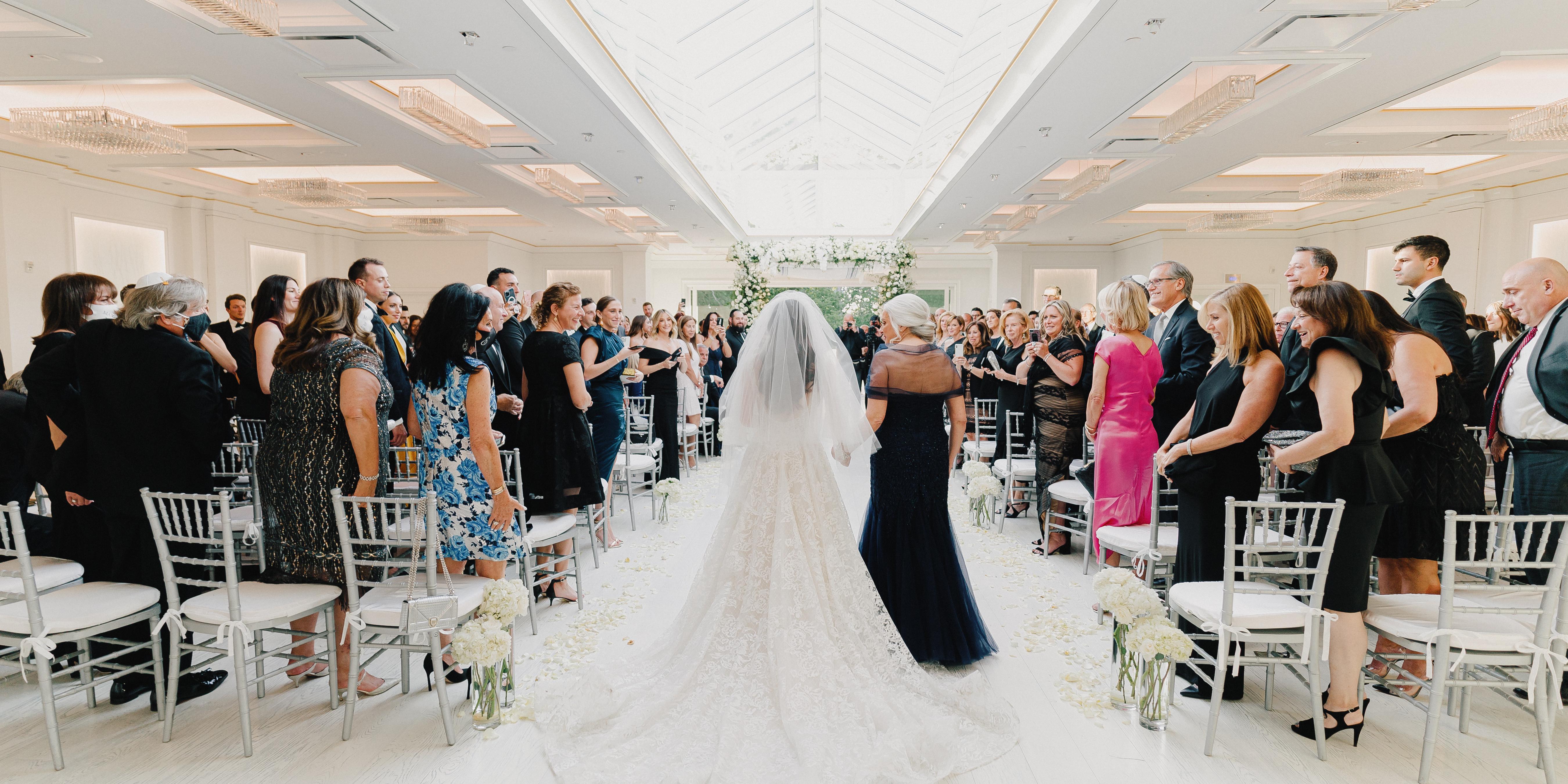 Crystal Plaza wedding North Jersey
