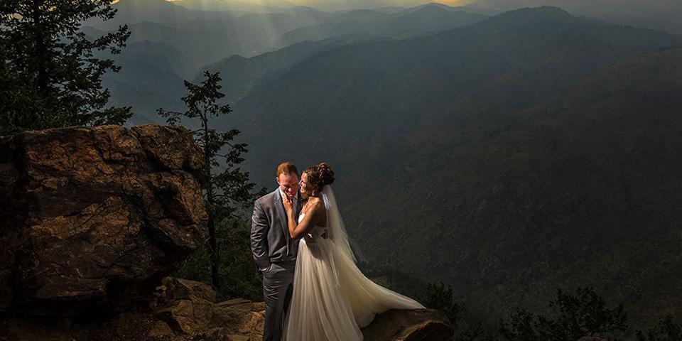 Boettcher Mansion wedding Denver
