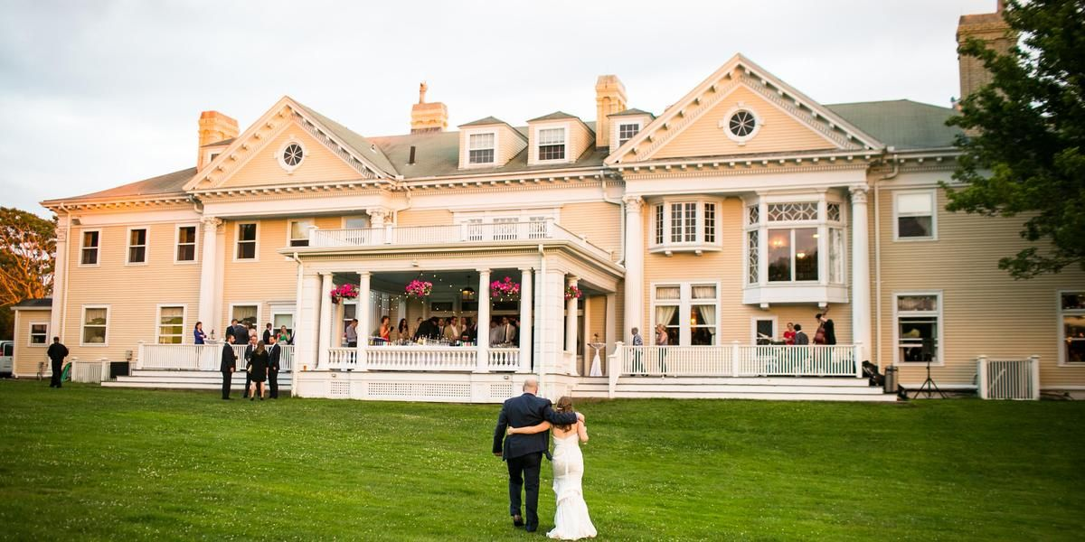The Endicott Estate wedding Boston